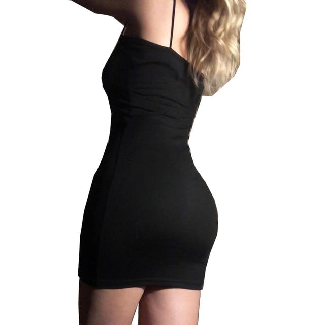 Белое сексуальное платье, женское платье на бретельках, женское платье с высокой талией, Клубное платье, короткое летнее мини-платье без рукавов 2020 2