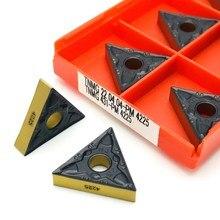 TNMG220404 PM4225 Chất Lượng Cao Siêu Cứng Carbide Lưỡi Kim Loại Dụng Cụ Xoay Tiện Bằng Máy CNC Công Cụ Carbide TNMG 220404 Dụng Cụ Cắt