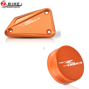 Image 2 - Motorcycle Accessories Cylinder Reservoir Cover FLUID Cap Front Brake Power Moto Part For KTM 790 ADVENTURE 790ADVENTURE/R 2019