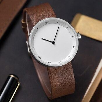 Montre Homme NEW Yazole Mens Watch Fashion Simple Luxury Men Waterproof PU Strap Analog Quartz For Heren Horloge