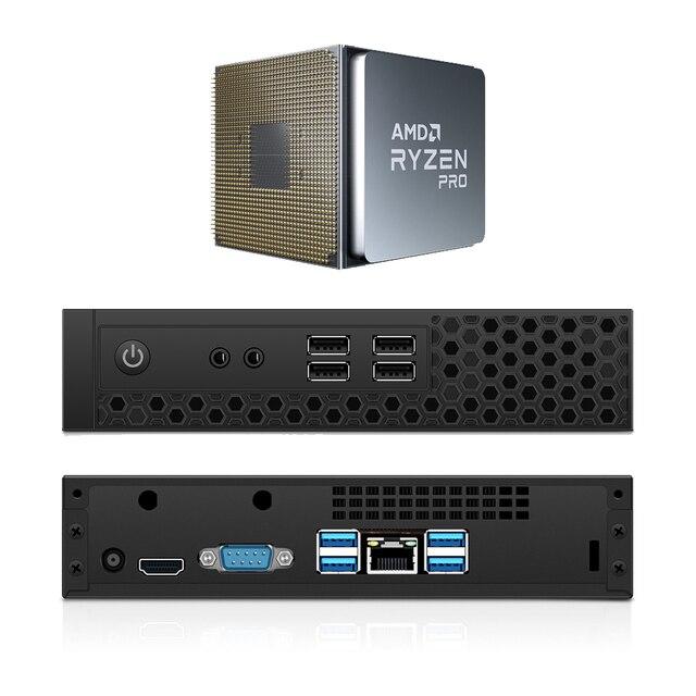chatreey S1  mini pc Desktop Level intel core i3 10100 i5 10400 Amd Ryzen 3 3200G Ryzen 5 3400G ITX gaming computer thin client 2