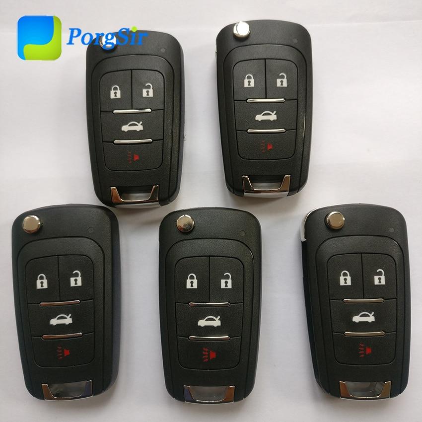 Xhorse VVDI 3+1 Button 4 Button Remote XKBU01EN Universal Remote Control For Buick Type