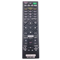 RMT-AM210U التحكم عن بعد لسوني عالية الطاقة نظام الصوت المنزلي مع HCD-SHAKEX10 دي في دي SS-SHAKEX10