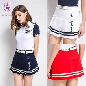 2020 nuovi club di golf gonna Aline primavera quick dry trousres lady golf corta donne dei vestiti di tessuto Elastico