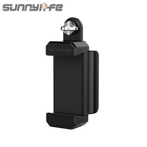 Image 5 - Новый держатель для телефона Sunnylife FIMI с ладонью, кронштейн для руки FIMI, ручной шарнирный держатель, аксессуары