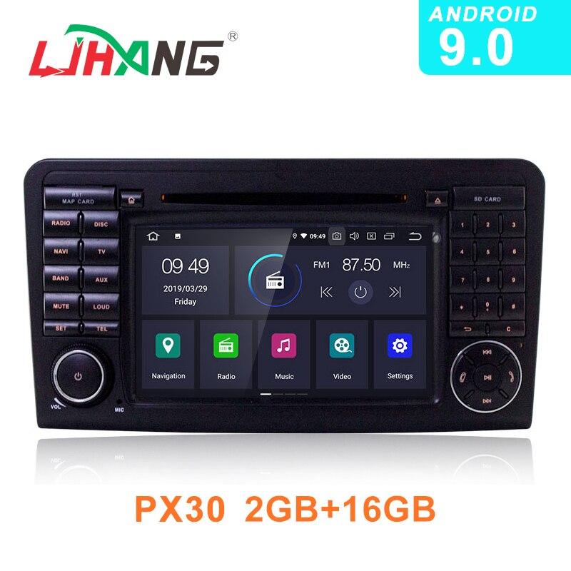 GPS 9.0 ML500 W164