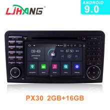 autoradio W164 ML350 IPS