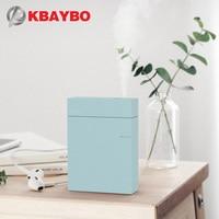 Kbaybo 400ml purificador de ar ultra sônico simples usb elétrica aromaterapia óleo essencial difusão umidificador casa suprimentos escritório|Umidificadores| |  -