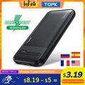TOPK I1016 Power Bank 10000mAh Tragbare Ladegerät Power 10000mah Externe Batterie Ladegerät PoverBank für iPhone 12 Xiaomi mi 10