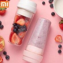 Xiaomi MIJIA 17PIN Star Fruit Cup Portable Blender Mini Juicer Mixer Food Processor 400ML Magnetic charging Seconds Quick Juice