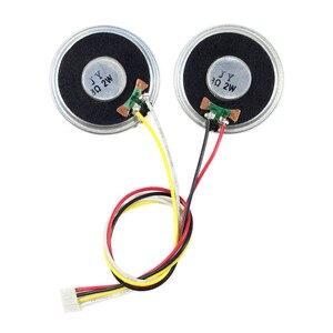 Image 2 - 8ohm 2 واط دائرة المتكلم مع كابل 4Pin لمجلس وحدة تحكم بشاشة إل سي دي ، يصلح لموصل مكبر الصوت PH2.0