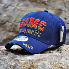 Охотничьи кепки США Морская тактическая бейсболка Мужская военно