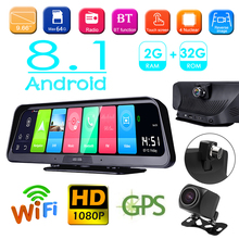 DVR Dashcam Car Rear-View-Camera Phisung Fm-Adas Android Gps Navigation Car-Stereo Bluetooch