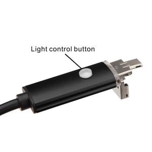 Image 5 - Gosear 2M 6 LED 8mm 2.0MP עדשת HD עמיד למים מיקרו USB USB אנדוסקופ פיקוח מצלמה עבור אנדרואיד טלפון Tablet Windows מערכת