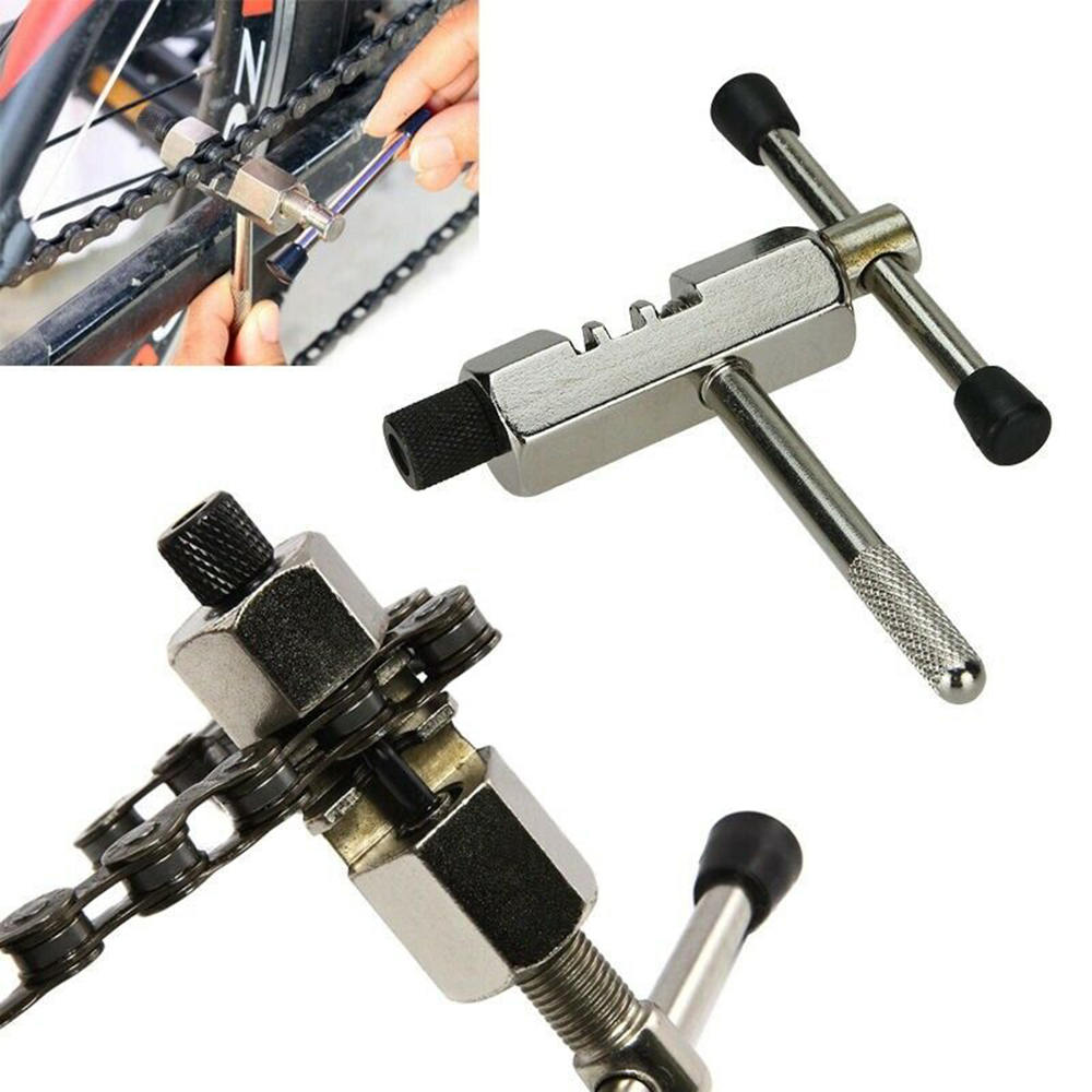 Bike Chain Cutter Bicycle Chain Breaker Repair Tools Splitter Device Removal