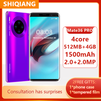 SOYES Mate36 Pro Global Version Smartphones Quad Core Android 9.1 Cell Phones 5.8inch Screen Dual Sim Cards 1500mAh Mobile Phone
