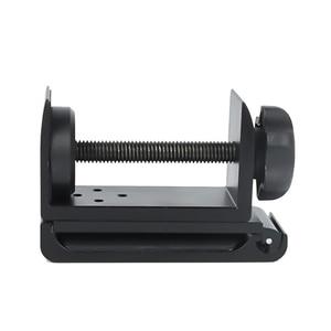 Image 4 - Universal Aluminium Alloy Headphone Holder Headset Bracket Hanger Metal Wall Clamp Hook Foldable Earphone Stand Desktop