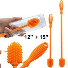 360 градусов Кухня Чистящая Щетка силиконовые моющая инструмент