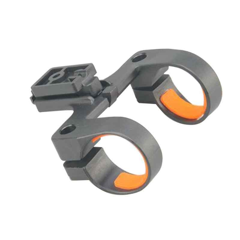 Tragbare Radfahren Fahrrad Fahrrad Licht Lampe Ständer Halter Rotation Grip LED Taschenlampe Clamp Clip Montieren MTB Bike Lampe Unterstützung