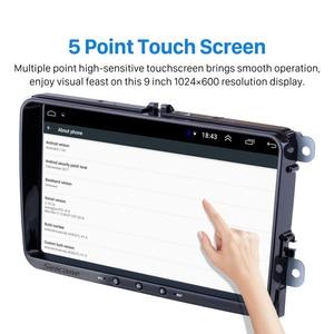 Image 3 - Seicane 2Din Android 8.1 Máy Nghe Nhạc Đa Phương Tiện Cho VW/Volkswagen Golf//Polo/TIGUAN/Passat/b7/B6/Ghế/Leon/Skoda/Octavia Đài Phát Thanh GPS