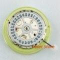 Mingzhu DG2813 механические Автоматические часы подходят парнису мужские часы p75