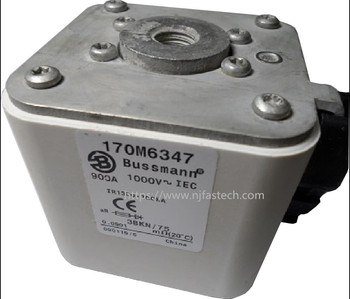 dc fuse 900A 1000V 170M6347 fuse price power fuse hrc fuse link electronic fuse