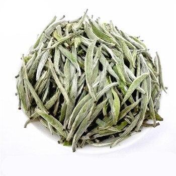 6A High Quality Organic Bai Hao Yin Zhen White Tea Bai Hao Silver Needle White Tea Food Chinese Silver Needle Tea Green Food 2
