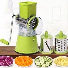 Домашний Кухня поворотный фрукты овощи терка многофункциональный