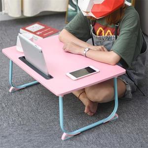 Image 4 - Bsdt عنبر السرير مع بسيطة الأداة للطي طاولة مكتب التعلم دفتر comter كسول شحن مجاني