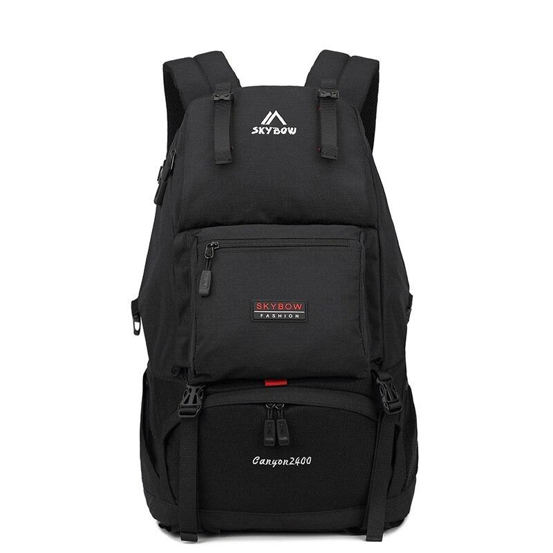 2019 Осень Новый Открытый Многофункциональный, вместительный рюкзак для альпинизма спорта кемпинга для альпинизма, Рыбалки Сумка - 4