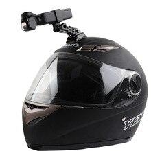 אופנוע קסדת כובע הר selfie מקל זרוע מחזיק & 3M דבק בסיס עבור dji אוסמו כיס/אוסמו כיס 2 gimbal מצלמה אבזרים