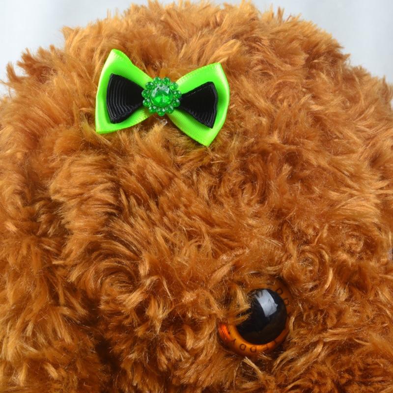 Купить галстук для собак 3 шт/компл бабочка кота регулируемый галстук