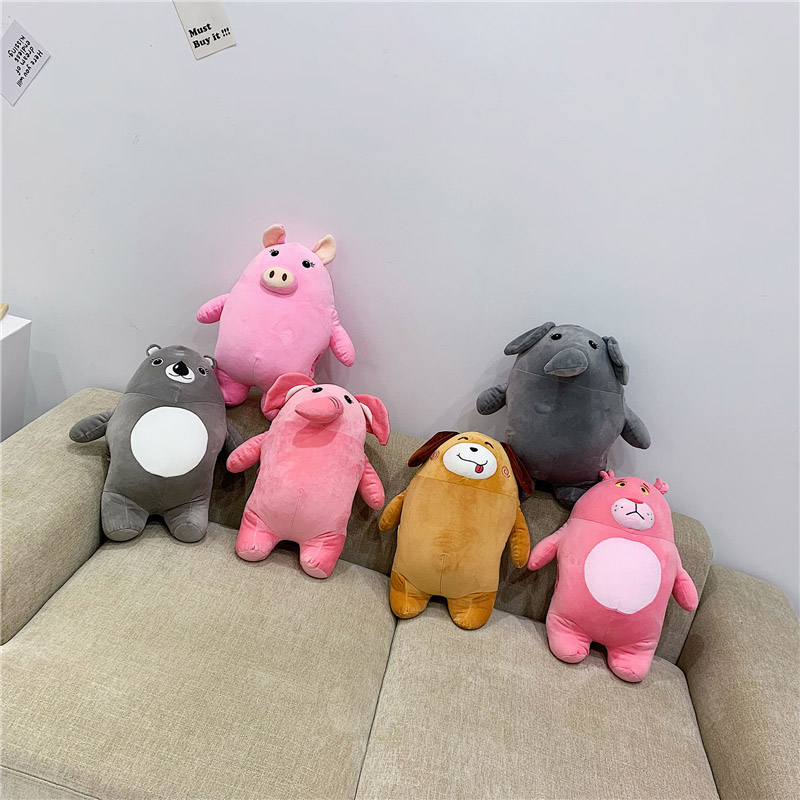 Plush animals Toys Stuffed Animal & Plush Toys Soft Warm hands toy Pillow toy Stuffed Cat Doll for Kids Girl boy Gift Cheap Toys