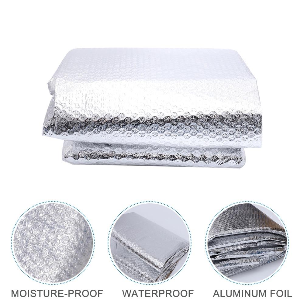 Housse de conservation de la chaleur pour piscine, isolation thermique, Film d'isolation thermique pour piscine, anti-poussière, 1 pièce