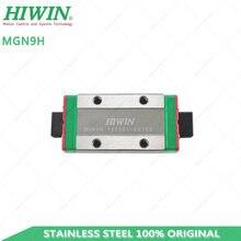3d принтер hiwin mgn9h из нержавеющей стали с длинным ползунком