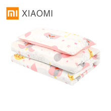 XIAOMI MIJIA baby bedding children's thermostat quilt pillow 2 piece set Outlast dynamic temperature adjustment thick quilt soft