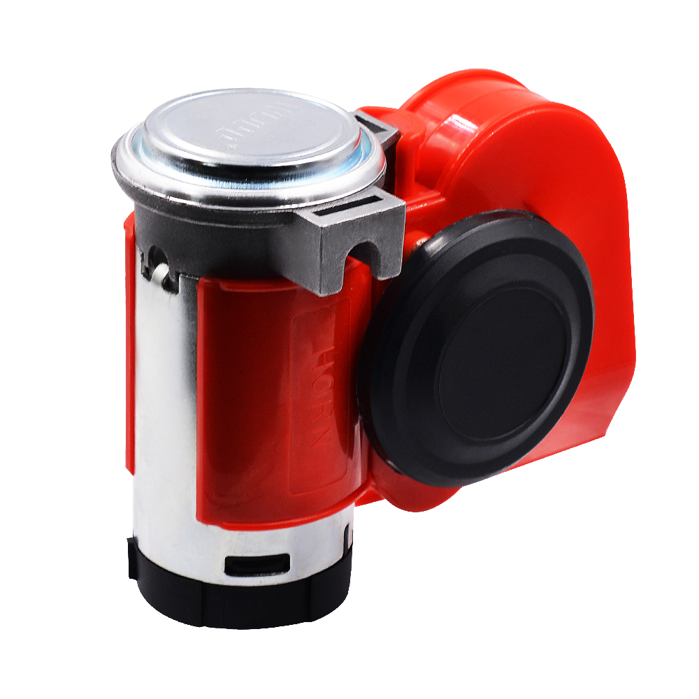 Image 5 - 12V Car And Motorcycle Modified Super Snail Integrated Air Horn For Car Motorcycle Truck Mounting Accessories