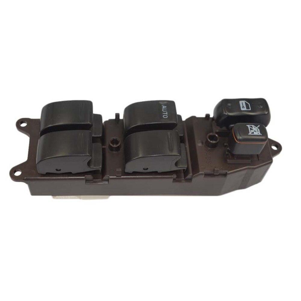 Master Power Window Switch For Toyota CamryAuto Car Vehicle Power Window Plastic Switch For Toyota Prado 84820-60130