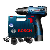 Bosch GSR 120 Li Hand Drill 12V Lithium Drill Household Power Tool Screwdriver With a battery