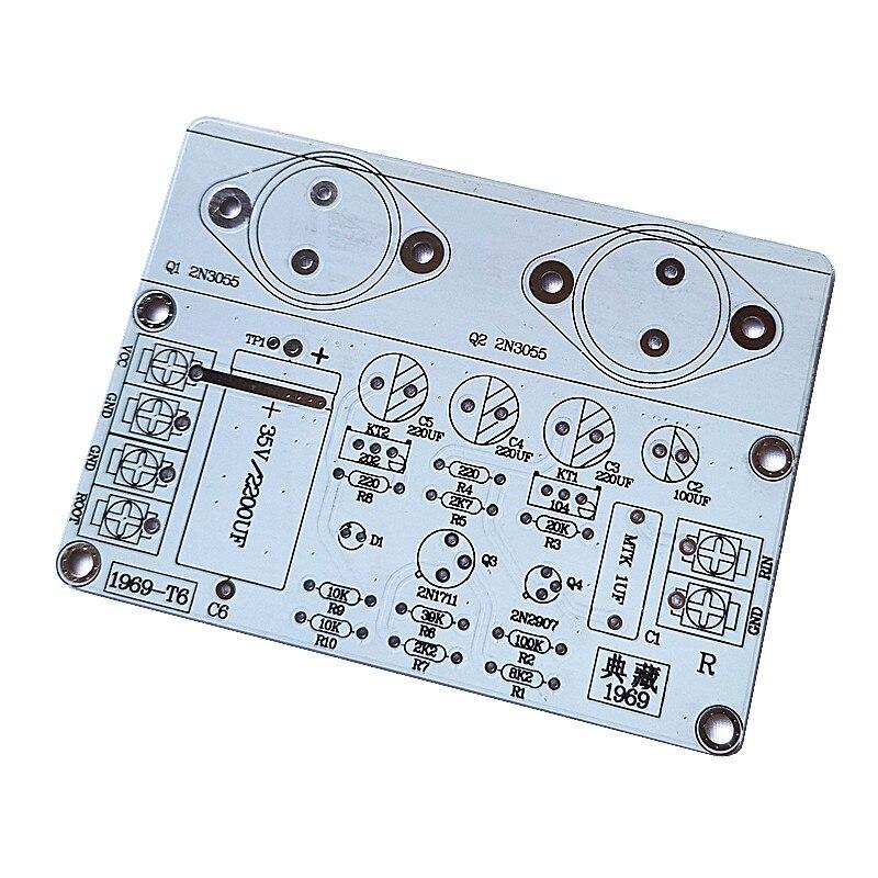 Jlh1969 Amplifier PCB HOOD1969 Power  Amplifier PCB