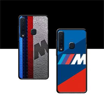 Blue Red Car for Bmw Phone Case case coque samsung galaxy S7 S8 S9 S10e S20 PLUS Note 10 Pro PLUS LITE NOTE 20 UITRA image