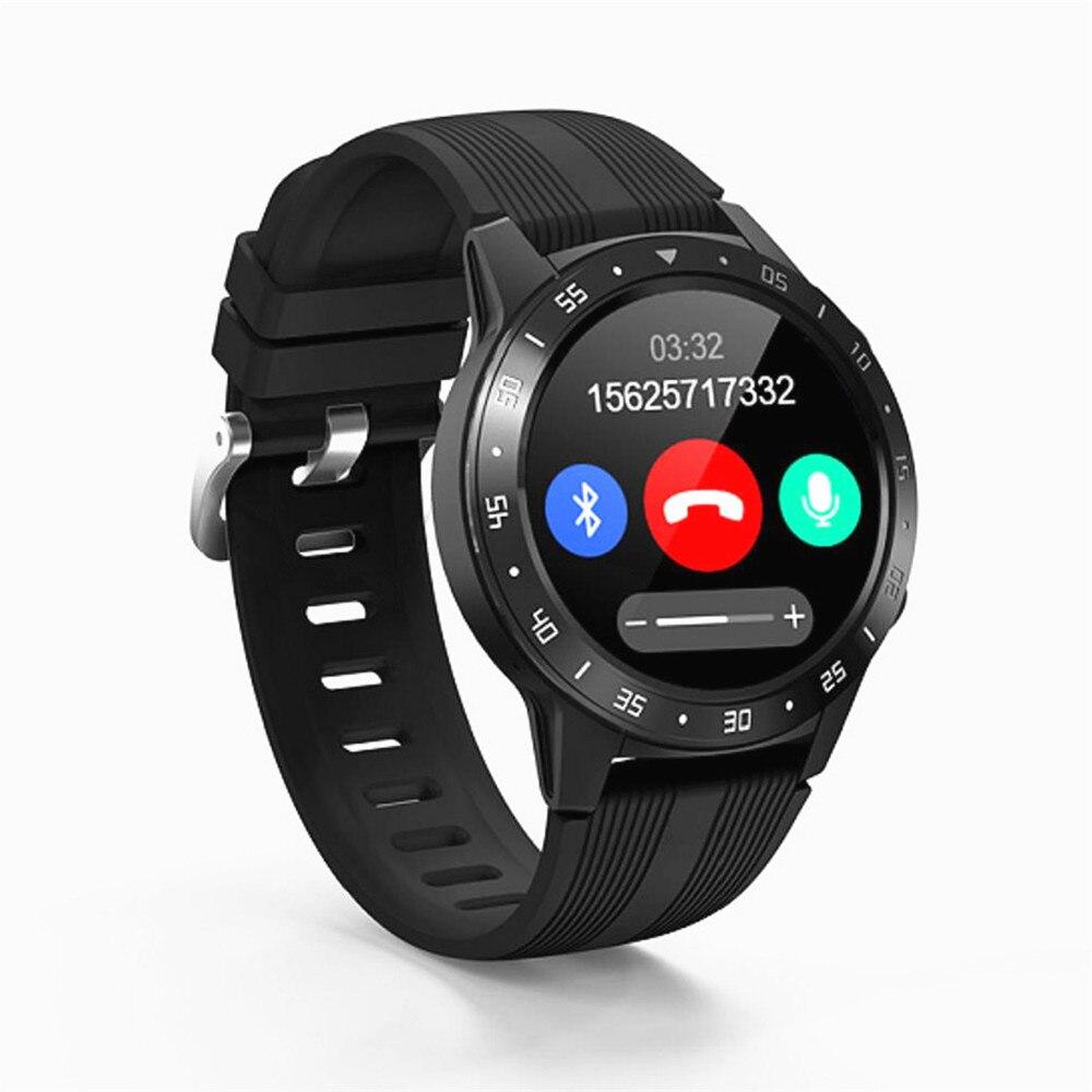 Offre spéciale M5S bluetooth appel montre intelligente téléphone GSM intégré GPS baromètre pression artérielle Bracelet météo montre intelligente téléphone