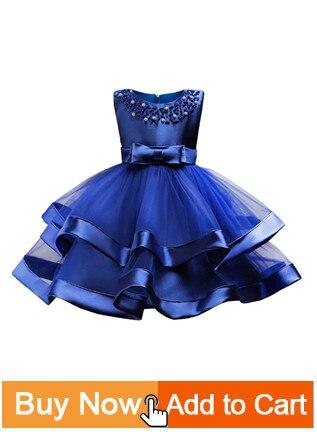 Hd0fd459c75924f08b27eb4378663d930e Princess Flower Girl Dress Summer Tutu Wedding Birthday Party Dresses For Girls Children's Costume New Year kids clothes