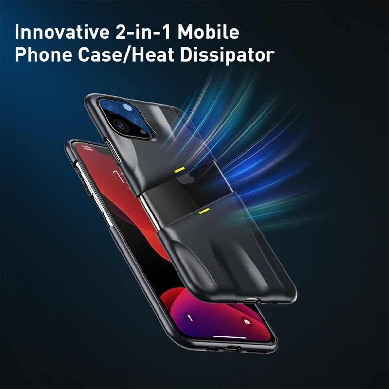 Baseus для iPhone 11 2020 Чехол Жесткий PC противоударный чехол Поддержка беспроводной зарядки для iPhone 11 Pro Max 5,8 дюйма 6,1 6,8 дюймов