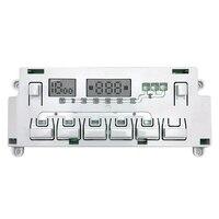41041467 original novo Candy Hoover máquina de lavar roupa placa controle pcb montagem do painel de controle eletrônico módulo exibição