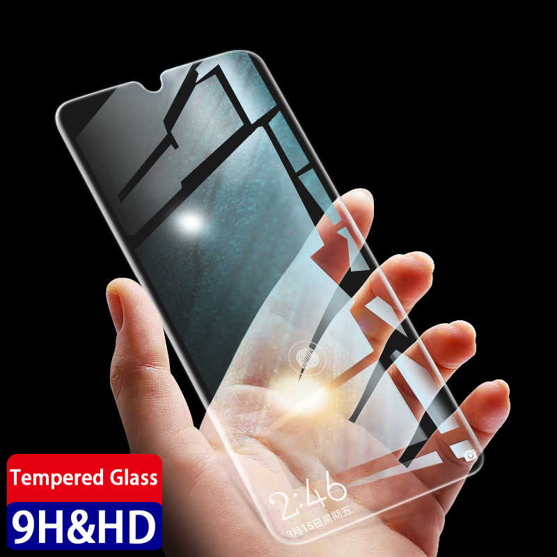 9H tempered glass protector for Huawei P Smart Plus 2018 2019 screen protective glass on the Psmart Z HD lcd safety film P Smart