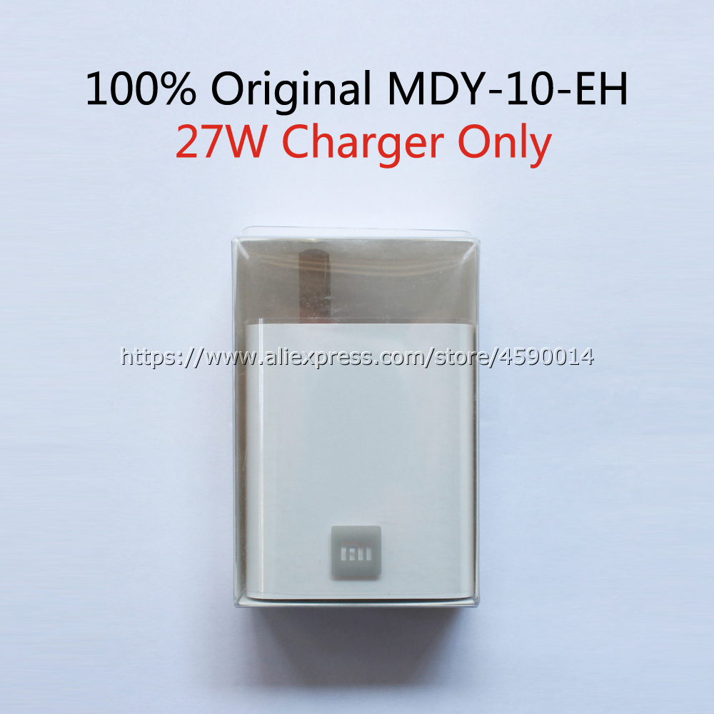 Image 2 - MDY 10 EH For Xiaomi Mi9 Charger Original 27W QC4.0 High Speed Charger EU Adapter For Xiaomi Mi9T CC9 Redmi K20 Pro Note 8 Pro-in Mobile Phone Chargers from Cellphones & Telecommunications