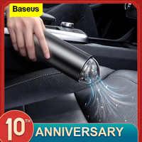 Baseus Per Auto Portatile Aspirapolvere Tenuto In Mano Senza Fili 4000Pa Auto Car Interior Cleaner Casa Coperta Mini Aspirapolvere