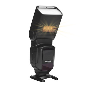 Image 5 - YONGNUO YN968N II Flash Speedlite for Canon Nikon DSLR Compatible with YN622N YN560 Wireless TTL Speedlite 1/8000 with LED Light