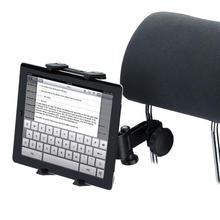 Universal Car Back Seat Headrest Mount Tablet PC Clamp Holder Stand Bracket